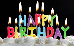 Happy Birthday!!! – A year's worth of blogging lessons
