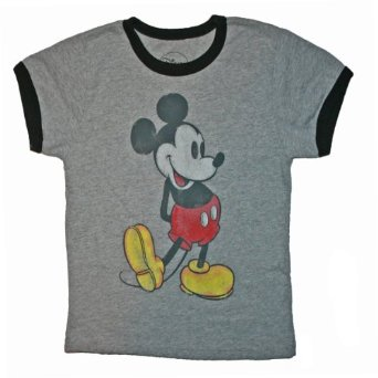 Flip-flops, Jeans and Mickey Mouse – a lesson in wardrobe
